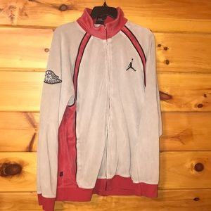 Jordan Suede Jacket